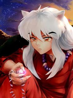 Inuyasha will always be my forever crush... The love of my life, the man I swear I'd marry if he was real. You're the one that I want, Inuyasha please be mineee (and real, please). #sad #iwillnevergetoverhim #NEVER