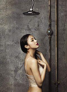 김태희 샤워 화보 - Kim Tae Hee