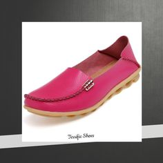 Comfy womens slip on leather shoes with grippy nodules that make it easy to walk or stand. Leather Flats, Cow Leather, Womens Shoes Wedges, Womens Flats, Allbirds Shoes, Flat Shoes, Moon Shoes, Comfortable Shoes, Wedding Shoes