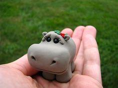 hipopotama the cutest & sweetest hippo i've ever seen :)