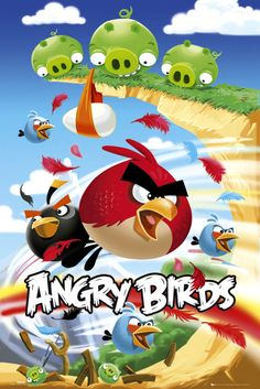 Angry Birds Attack - Official Poster