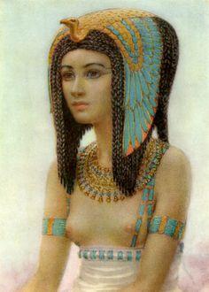 Teti-Sheri, grandmother of Ahmose I