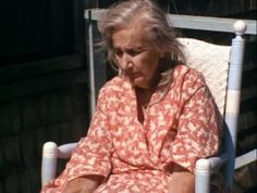 Grey Gardens is a 1975 documentary film by Albert and David Maysles. An old mother and her middle-aged daughter, the aunt and cousin of Jacqueline Kennedy Onassis, live their eccentric lives in a filthy, decaying mansion in East Hampton.
