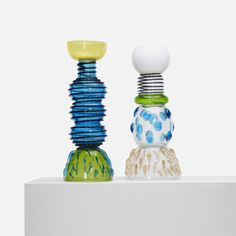 Ettore Sottsass Alcor and Aliot
