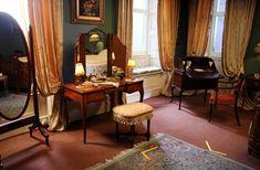 Lady Mary's bedroom