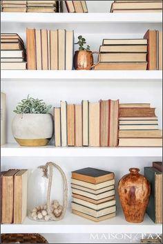 Easy Home Decor 35 Unique Bookshelf Organization Design Ideas That Will Inspire You.Easy Home Decor 35 Unique Bookshelf Organization Design Ideas That Will Inspire You Minimalist Bookshelves, Unique Bookshelves, Styling Bookshelves, Modern Bookcase, Bookshelf Ideas, Bookshelf Design, Handmade Bookshelves, Rustic Bookshelf, Nursery Bookshelf