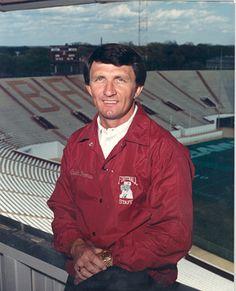 Ray Perkins #CrimsonTide Head Coach 1983-1986