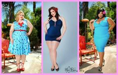 Top 5 Places to Shop for Plus Size Rockabilly Clothing