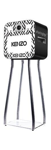 Sharingbox mini KENZO