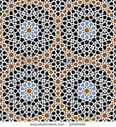 moroccan mosaic patterns - Google Search