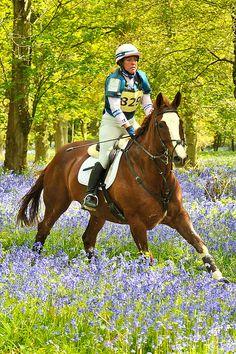 Beautiful moment captured ... Hambleden Horse Trials by benjamincclark on Flickr.