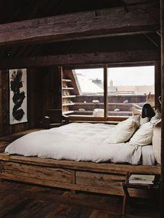 Designed by Boris Vervoordt (Vogue Living Julho Dream Bedroom, Home Bedroom, Master Bedroom, Bedroom Ideas, Design Bedroom, Boys Bedroom Paint, Boys Bedroom Themes, Girls Bedroom Colors, Bedroom Wall Designs