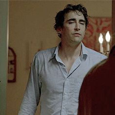 — Imagine letting in Joe after the rain storm.   Y:...
