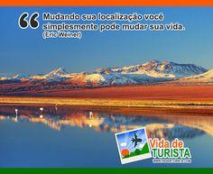 Bom início de semana! #frases #inspiracao #viagem