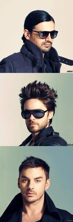 I hate Jared's hair in this picture.