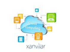 Cloud-computing by Xanvilar.  Mi charla sobre Cloud computing on #designingfuture slideshare.net/scribaid/cloud… Gracias a todos por escucharme