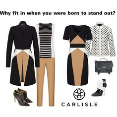 """Carlisle: Summer Bold"" by carlislecollection on Polyvore Styled by #NicoleBlairWEAR"