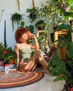 Pretty Black, Beautiful Black Women, Black Girl Magic, Black Girls, Pretty People, Beautiful People, Black Hippy, Images Esthétiques, Black Girl Aesthetic