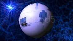 connected world - Stock Footage   by agusacosta