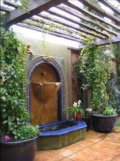 Water Features & Garden