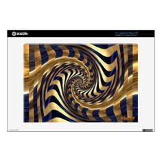 The Elemental Twirl Laptop Skin 13 Inch $35.95
