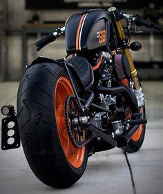 Harley Davidson Bobber utwo sportster dp Zoll Harley Davidson Bobber sportster dp Zoll Harley Davidson Bobber utwo sportster dp Zoll Harley Davidson B. Bobber Bikes, Bobber Motorcycle, Moto Bike, Motorcycle Outfit, Custom Bobber, Custom Harleys, Custom Motorcycles, Harley 48, Harley Bikes