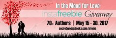 Download free books from 70+ romance authors May 15-30, 2017  #instafreebie #romance #giveaway #freebie #freebooks #books #inthemoodforlove