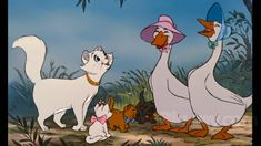 The last animated film to be granted the late Walt Disney's blessing, The Aristocats is a non-traditional Disney classic; it isn't necessarily an essential ...