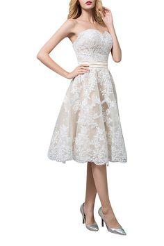 c439675f8d Hualong Elegant White Floral Off The Shoulder Bridesmaid Dress  bridesmaid   bridesmaiddresses  wedding  . Online Store ...