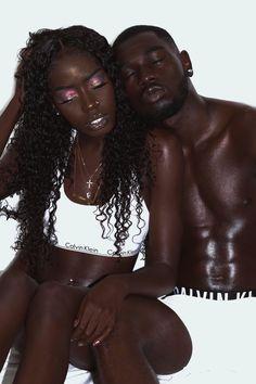 Dark Skin Girls | Melanin ✨| Chocolate Photographer: Edwiggery
