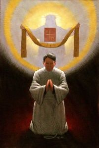 Neilson Carlin Catholic artist -