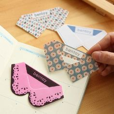 New arrival 1 PCS Plastic Cute Collar Shape Paper Clips,Bookmark,korean stationery-Four Design For Choose by 2to2lm on Etsy https://www.etsy.com/listing/186381012/new-arrival-1-pcs-plastic-cute-collar