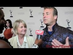 #DaytimeEmmys Nominee Party: #RedCarpetReport @Linda Antwi's interview http://ht.ly/m4kix w/ @DougDavidsonYR & Cindy Fisher