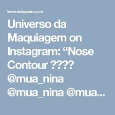 "Universo da Maquiagem on Instagram: ""Nose Contour ✨💕✨💕 @mua_nina @mua_nina @mua_nina ✨💕✨💕 #amazing #auroramakeup #anastasiabeverlyhills #beauty #beautiful #eyes #eyemakeup #fashion #girls #instamood #instalove #lips #makeup #maquiagem #mua #maquillage #maccosmetics #lipstick #motivecosmetics #pretty #stunning #instamakeup #urbandecay #universodamaquiagem #universodamaquiagem_oficial #vegas_nay #makeupaddict #wedding #mua_nina"""