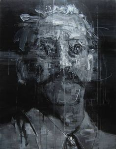 Buy face_madness #05, a Acrylic on Canvas by Kim Byungkwan from South Korea. It portrays: Portrait, relevant to: portrait, face, gray, head, madness .