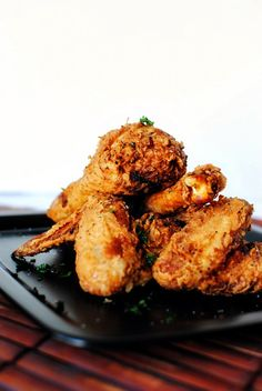 Since Fried Chicken is the new burger, I guess I better get working on my own version.   Thomas Keller's Fried Chicken!