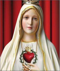 Maio é o mês consagrado a Virgem Maria