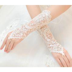 Tulle gloves fingerless gloves Rhinestone gloves wedding gloves lace... (60 BRL) ❤ liked on Polyvore featuring accessories, gloves, lace gloves, fingerless evening gloves, sequin fingerless gloves, rhinestone gloves and fingerless gloves