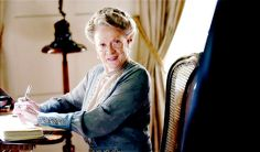 #Last Days of Downton | Violet, The Dowager Countess in S6 E1