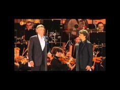 Thomas Hampson, Jonas Kaufmann. Verdi. Don Carlo. E lui desso…Dio che ne...