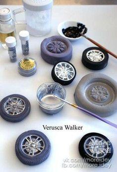 créer ses propres moules en silicone