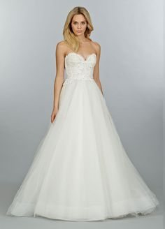 Tara Keely Bridal Gowns, Wedding Dresses Style tk2453 by JLM Couture, Inc.