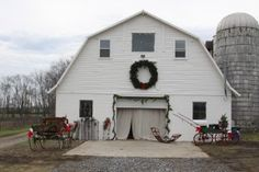 I can't wait to have a barn to decorate!
