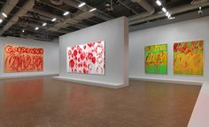 Cy Twombly receives a definitive retrospective at the Centre Pompidou | Wallpaper*