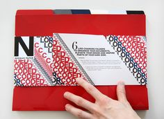 CLASSIC Folder Promotion 2012 Design Firm: Design Army Printer: Fey Printing