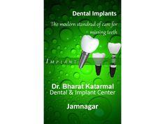 Jamnagar dentist dr bharat katarmal