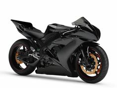 If Batman had an R1 this would be it