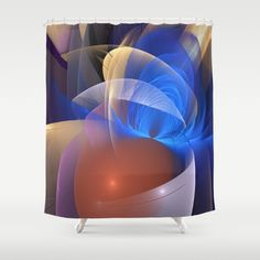 Buy Shower Curtains featuring A little magic by thea walstra. Made from 100% easy care polyester our designer shower curtains are printed in the USA and feature a 12 button-hole top for simple hanging.