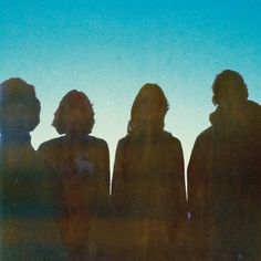 Tame Impala in the freezing cold (2010). Photograph by Neil Krug