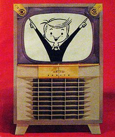 Zenith Television - 1954 Source
